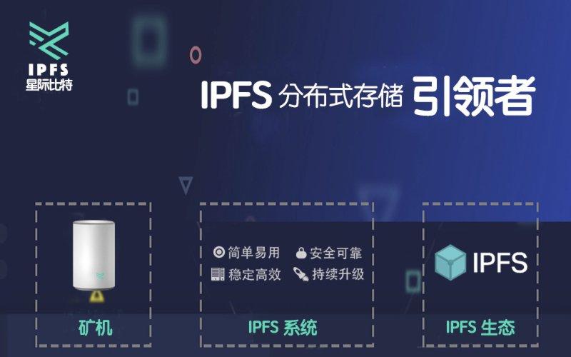 IPFS矿机