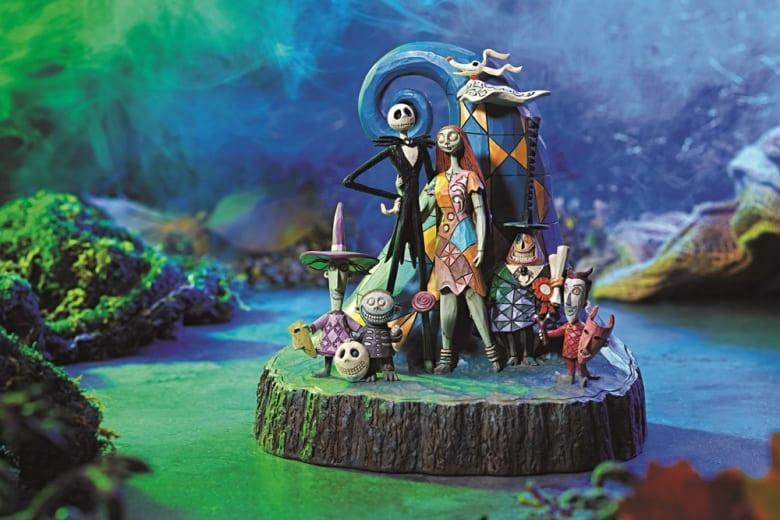 香港Disneyland万圣节,全新恶人歌舞Live Show