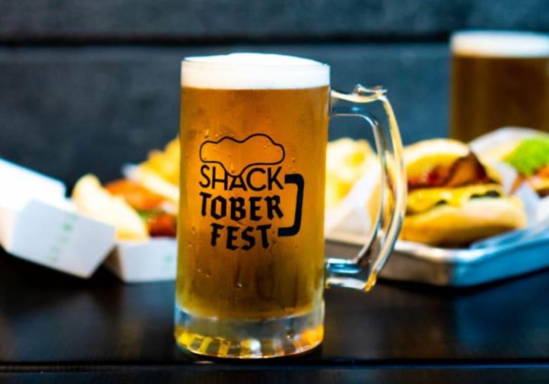 Shake Shack啤酒节