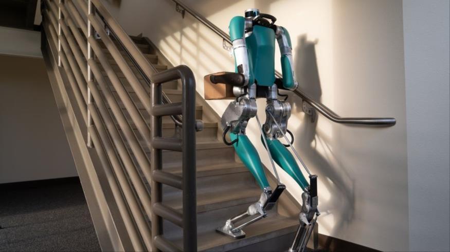 这款步行式包裹运送机器人现已发售