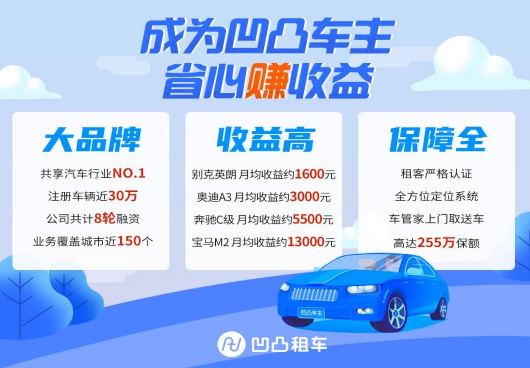 有轿车能做点什么挣钱?赚钱托管平台排名新鲜出炉