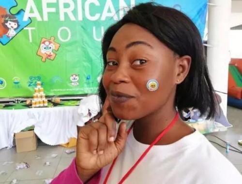 叶罗丽非洲行——让非洲感受中国动画的魅力!