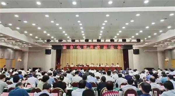 南阳市中医药发展大会召开 仲景宛西制药受表彰并作典型发言