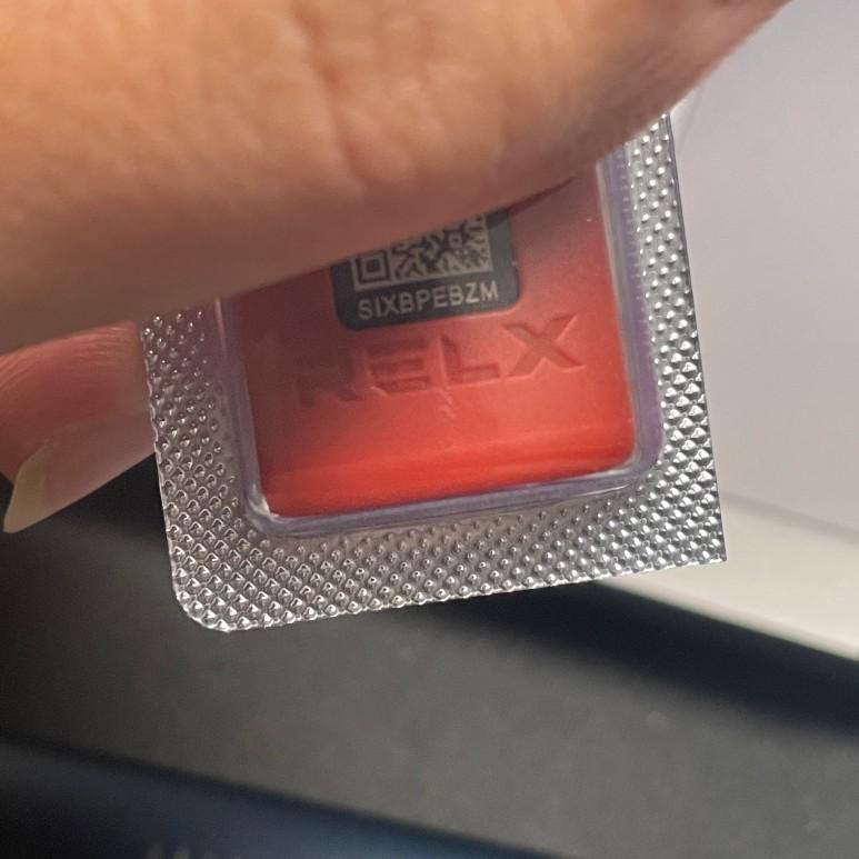 悦刻五代烟弹口味怎么分辨 relx5代幻影烟弹编码说明书