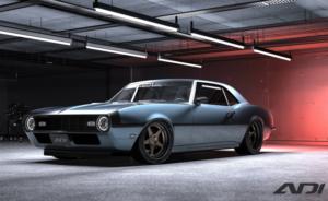 勤奋的格里菲斯学生的汽车设计生涯遥遥领先